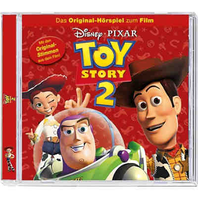 CD Toy Story 2