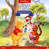 CD Walt Disney Winnie Puuh - Lustige Jahreszeiten im Hundertmorgenwald