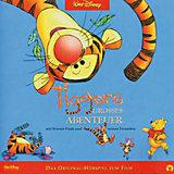 CD Walt Disney Winnie Puuh - Tiggers großes Abenteuer