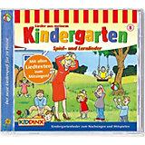 CD Lieder aus meinem Kindergarten Spiel-und Lernlied.