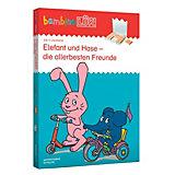 bambino LÜK Set: Elefant und Hase - die allerbesten Freunde