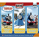 CD Thomas und Freunde Box 03 (3er CD Box)