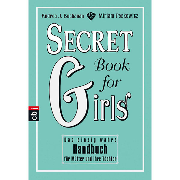 Secret Book for Girls