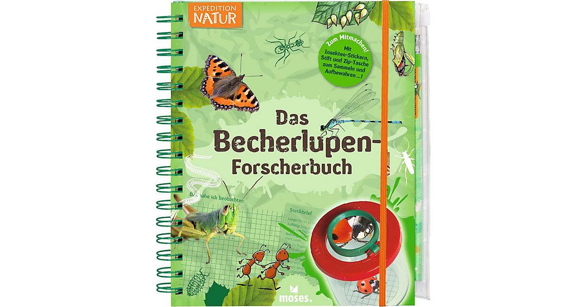 Buch - Das Becherlupen-Forscherbuch