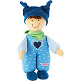 Babydolly: Little Doll, Blue, 24 cm