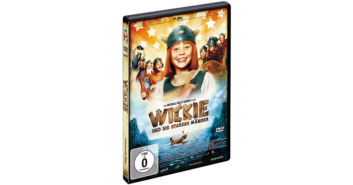 DVD Wickie und die starken Männer