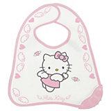 Lätzchen mit Beißecke, Hello Kitty