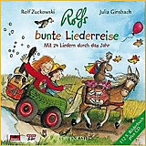 CD Rolf Zuckowski - Rolfs bunte Liederreise
