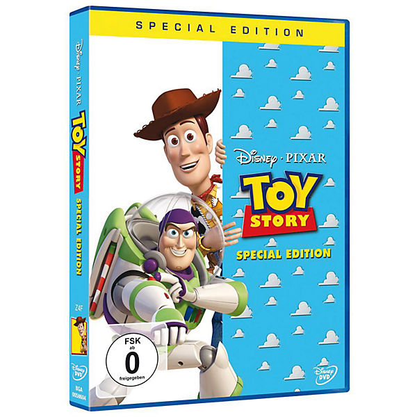 DVD Toy Story 1 - Special Edition