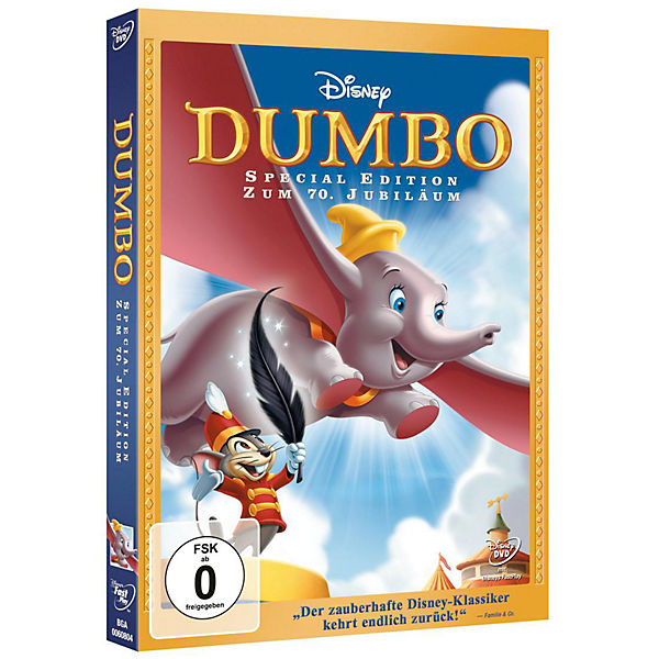 DVD Dumbo - Special Edition