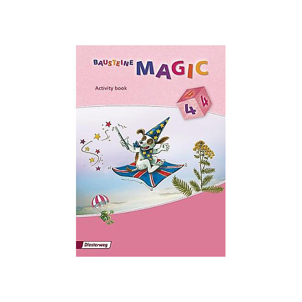 Bausteine Magic, Ausgabe 2009: 4. Klasse, Activity book