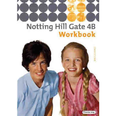 Notting Hill Gate, Ausgabe 2007: 8. Schuljahr, Workbook m. Audio-CD u. CD-ROM 'Multimedia-Sprachtrainer'