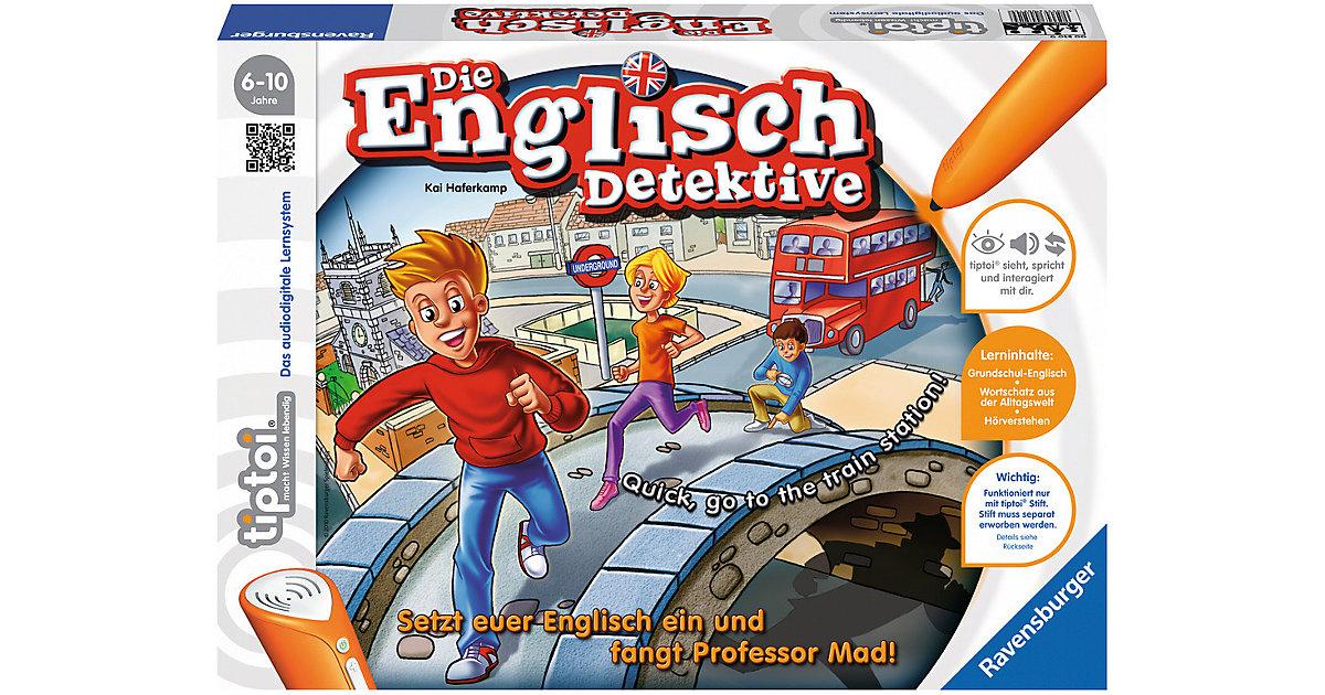 tiptoi: Die Englisch-Detektive