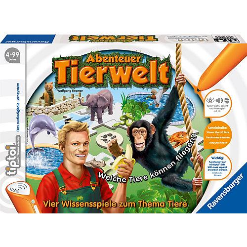 tiptoi: Abenteuer Tierwelt