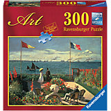 Jigsaw, 300 Pieces, Monet: Terrace at Saint-Adresse