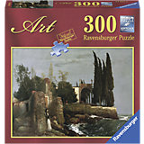 300-piece puzzle, Böcklin: Villa by the Sea