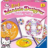 2 in 1 Mandala-Designer® Hello Kitty