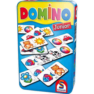 Mitbringspiel Domino Junior
