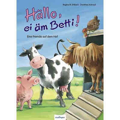 Hällo, ei äm Betti!