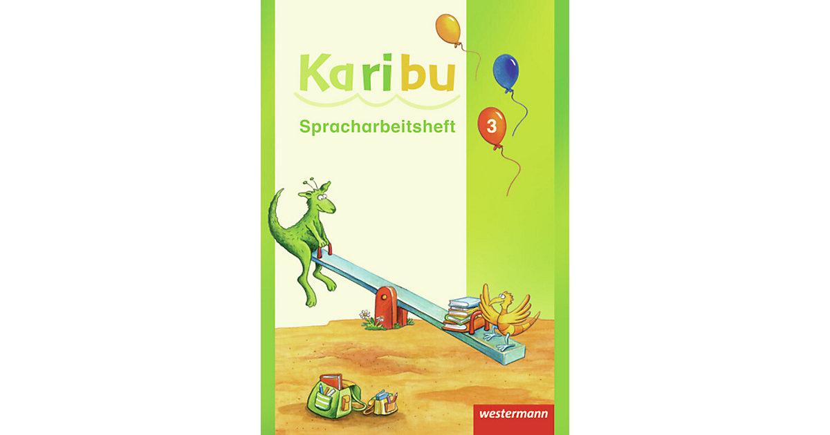 Buch - Karibu: Spracharbeitsheft, 3. Klasse