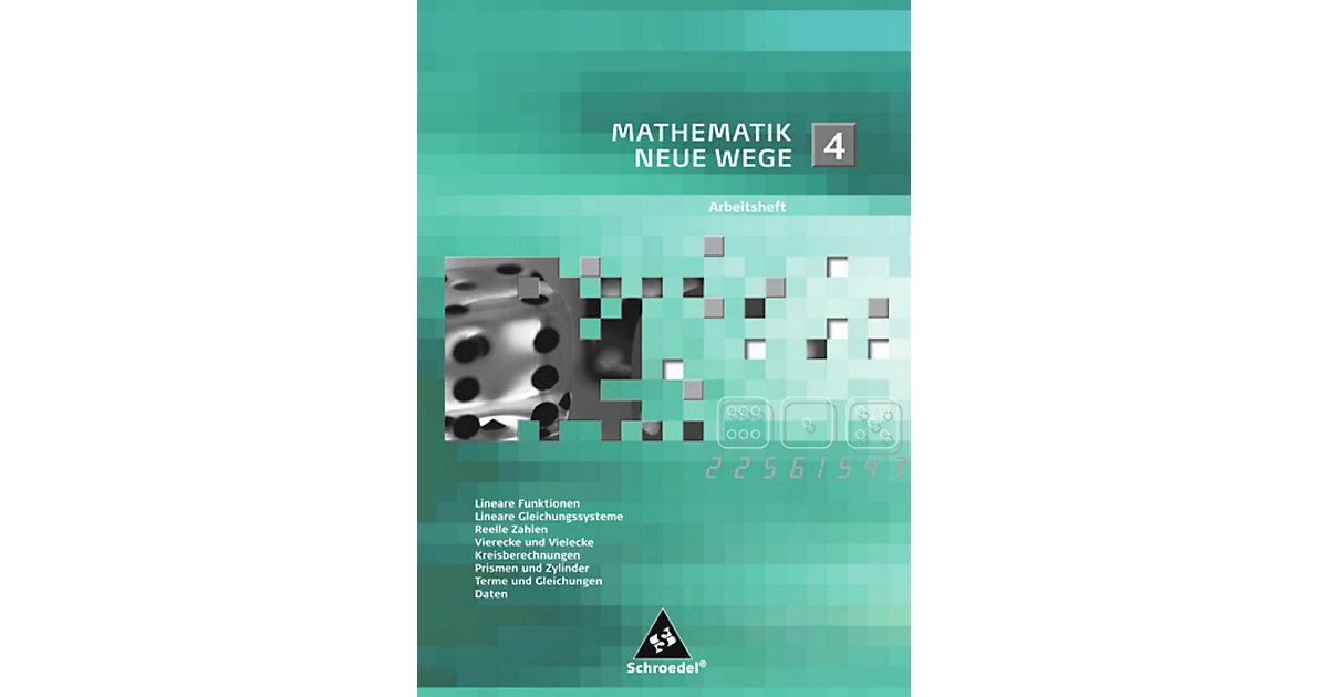 Buch - Mathematik Neue Wege, Arbeitshefte: Arbeitsheft 4