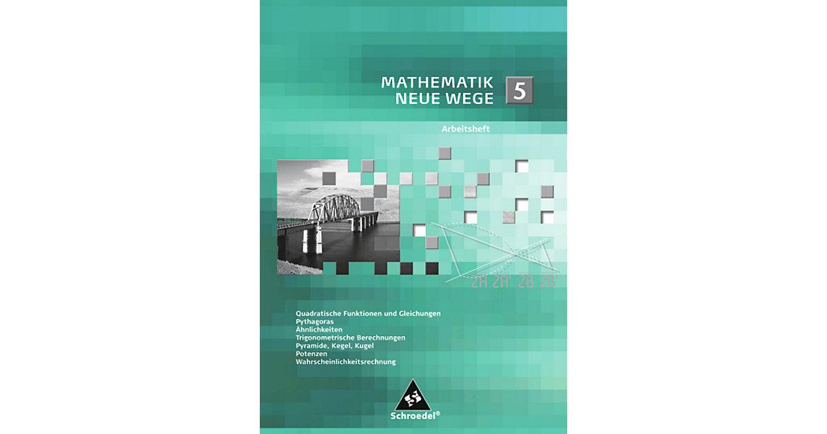 Buch - Mathematik Neue Wege, Arbeitshefte: Arbeitsheft 5