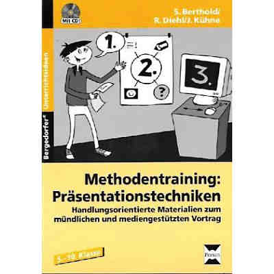 Methodentraining: Präsentationstechniken, m. Audio-CD