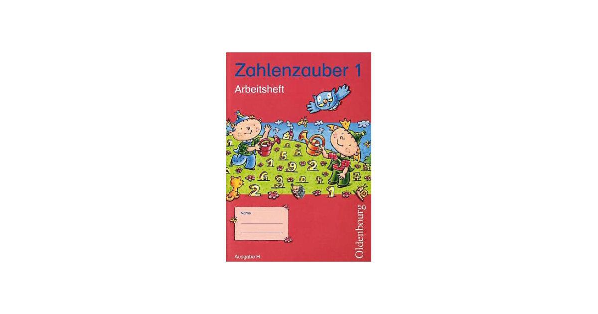 Buch - Zahlenzauber, Ausgabe H: 1. Schuljahr, Arbeitsheft