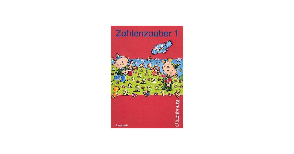 Buch - Zahlenzauber, Ausgabe H: 1. Schuljahr, Schülerbuch