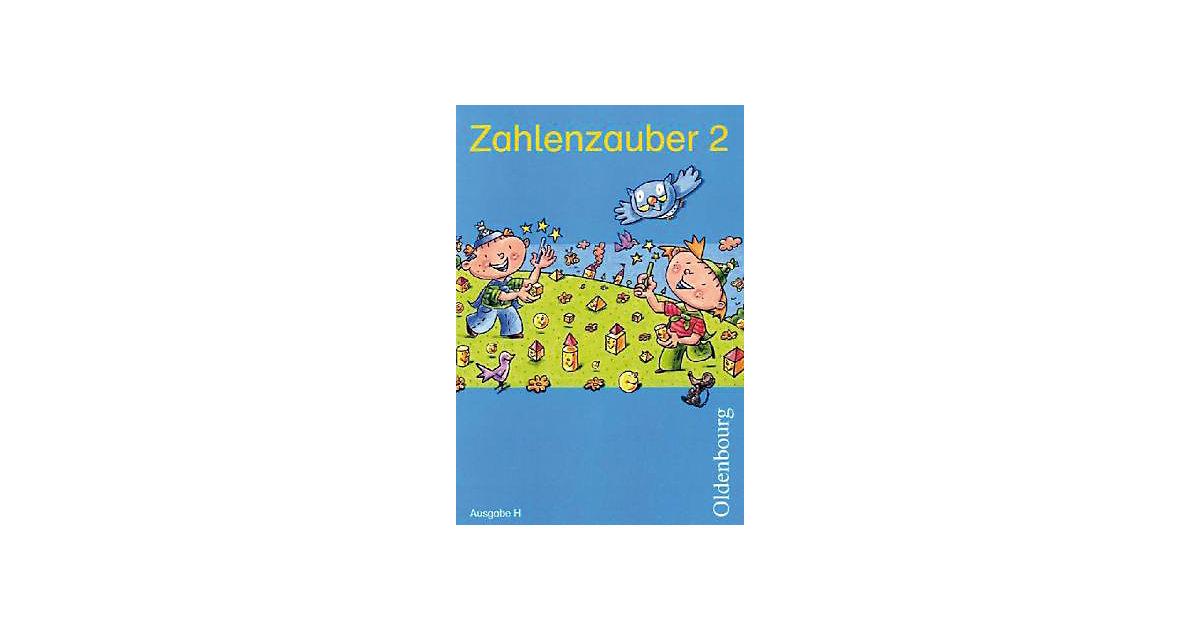 Buch - Zahlenzauber, Ausgabe H: 2. Schuljahr, Schülerbuch