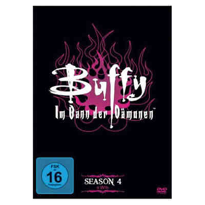 DVD Buffy - Im Bann der Dämonen: Season 4