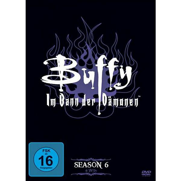 DVD Buffy - Im Bann der Dämonen: Season 6