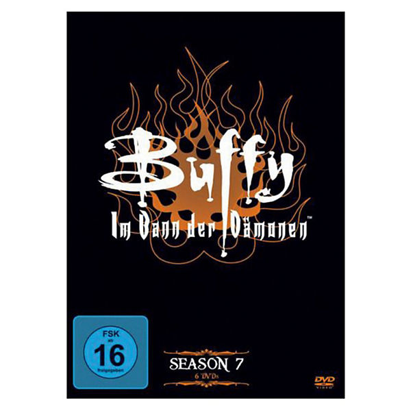 DVD Buffy - Im Bann der Dämonen: Season 7