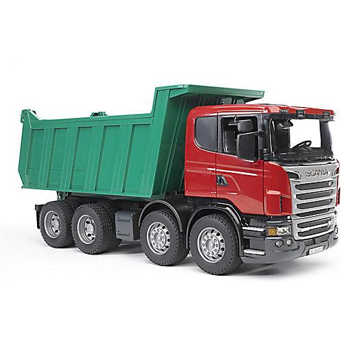 03550 Scania LKW m. Kippmulde