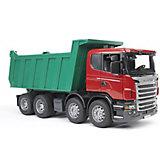 BRUDER 03550 Scania Tipper Truck