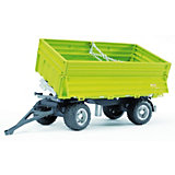 BRUDER 02203 Fliegl Three Way Dumper