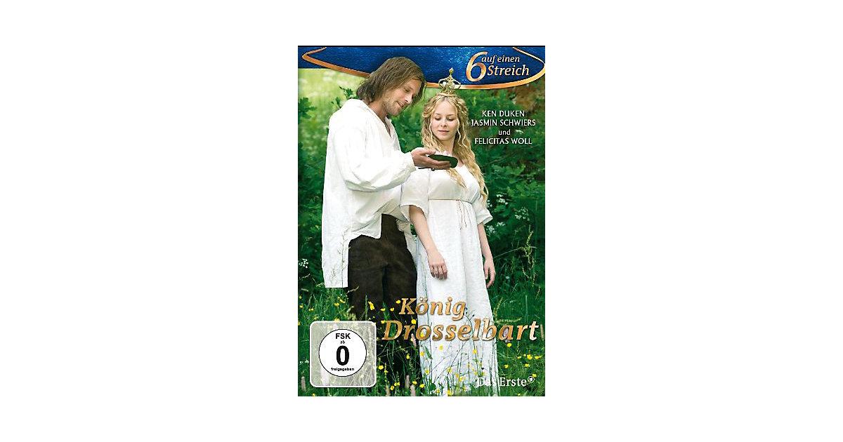 DVD König Drosselbart - Sechs auf einen Streich