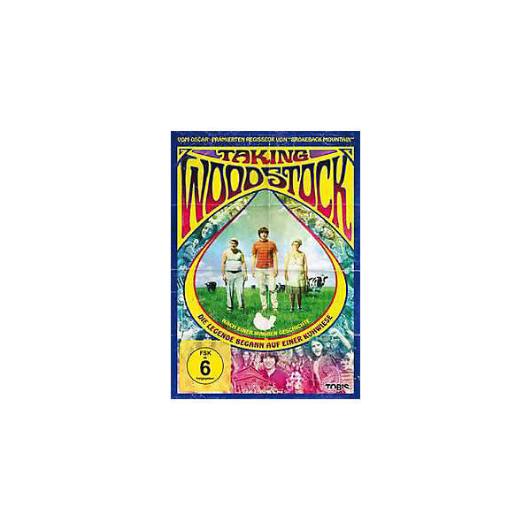 DVD Taking Woodstock