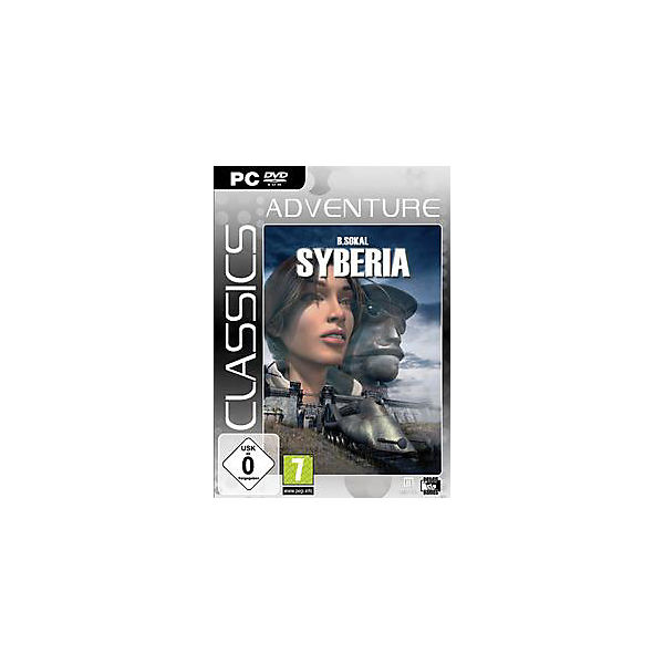 PC Syberia (Adventure Classics)