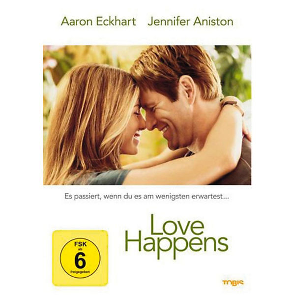DVD Love Happens