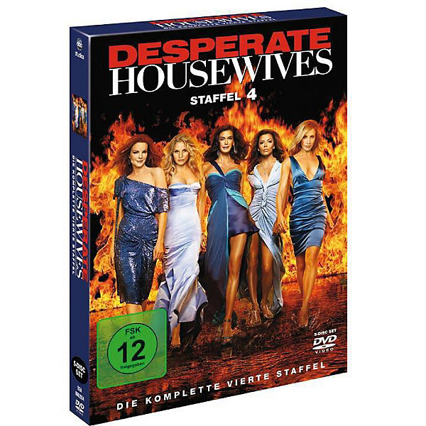 DVD Desperate Housewives - Season 4
