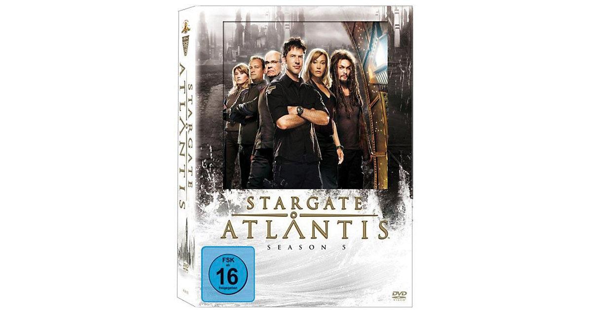DVD Stargate Atlantis - Season 5