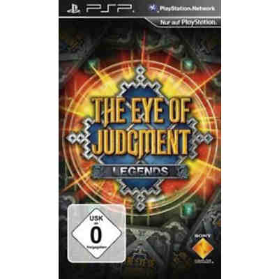 PSP The Eye of Judgment Legends