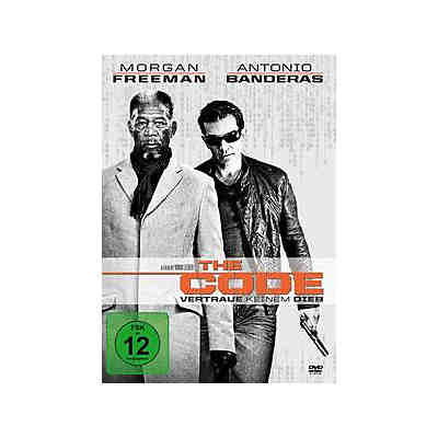 DVD The Code