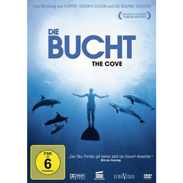 DVD Die Bucht - The Cove