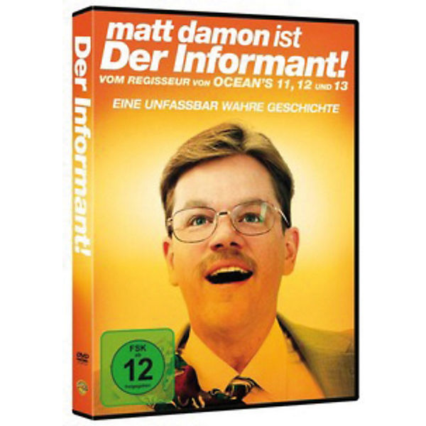 DVD Der Informant!