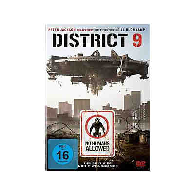 DVD District 9