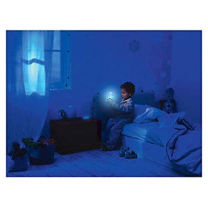 Portable Nightlight Barbapapa, Blue