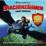 CD Drachenzähmen leicht gemacht Original Hörspiel zum Kinofilm