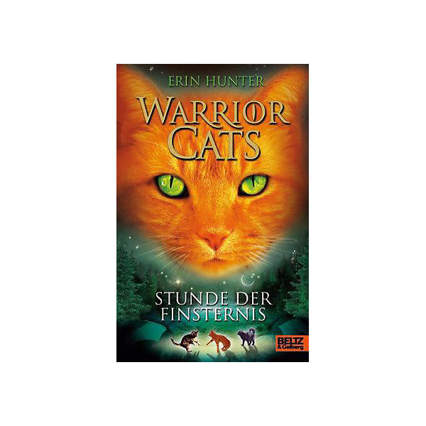 Warrior Cats: Stunde der Finsternis, Band 6